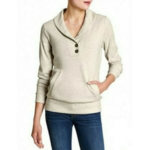 Banana Republic Luxe Pullover Sweater